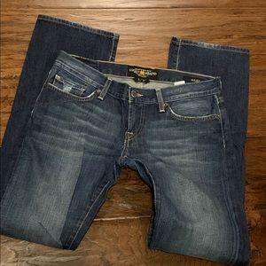 Lucky Brand Riley Boyfriend Jeans Size 2/26